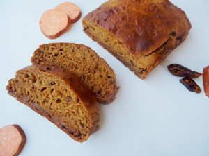 Sweet Potato and Date Bread